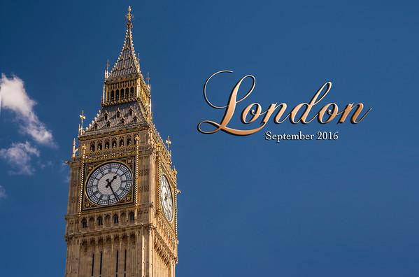 2016 - London