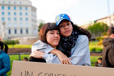 Young, Hopeful and Venezuelans
