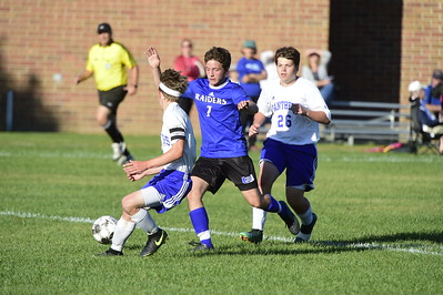 U-32 vs Thetford boys soccer