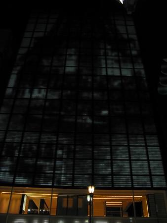 Tokyo 2005: Thursday Night; Ginza and Shibuya