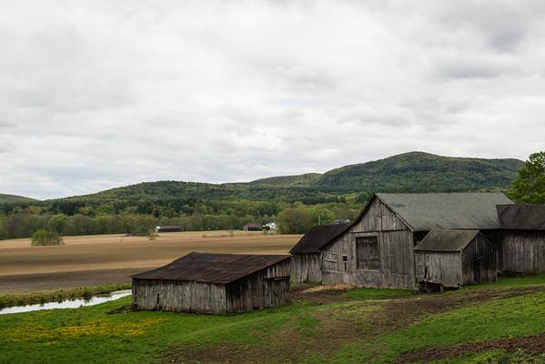 S. Deerfield/Greenfield Rail Yards, Farm