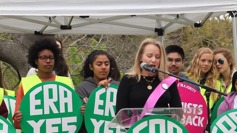 Nancy Kauffman Speech - 3-26 - courtesy of Mickey Souza.MOV