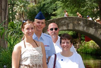 Jake's Air Force Graduation