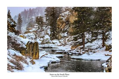 South Platte River, Colorado