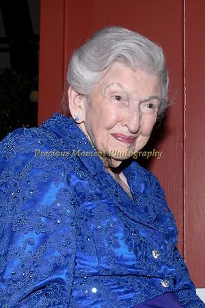 Gertrude Mathews  101 Birthday