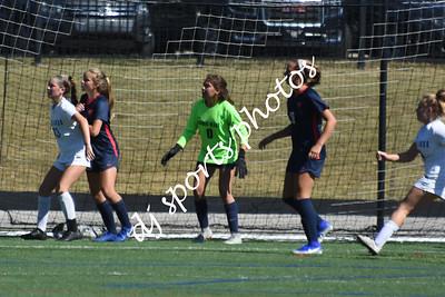 2019-10-05 SHA vs Highlands Girls Varsity Soccer