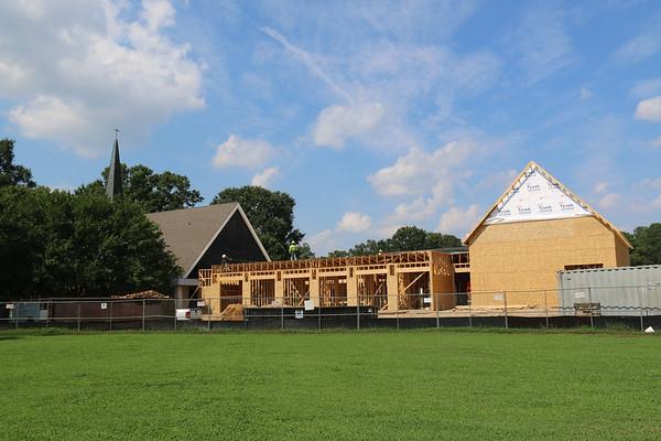 Chapel Expansion Progress