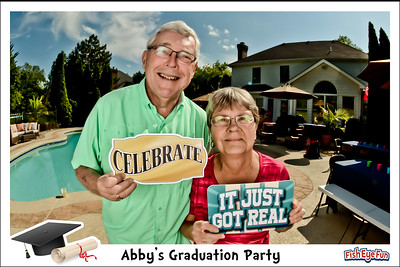 5/25/19 - Abby's Graduation Party
