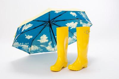 Boots & Umbrella Day!