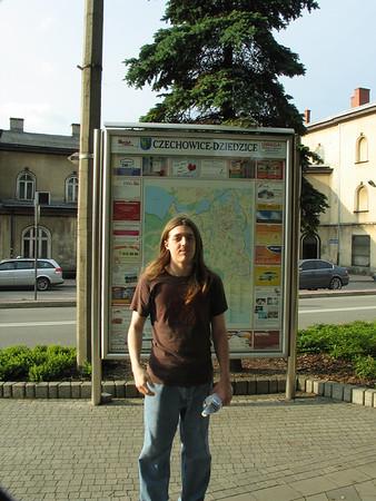 David Goes to Europe