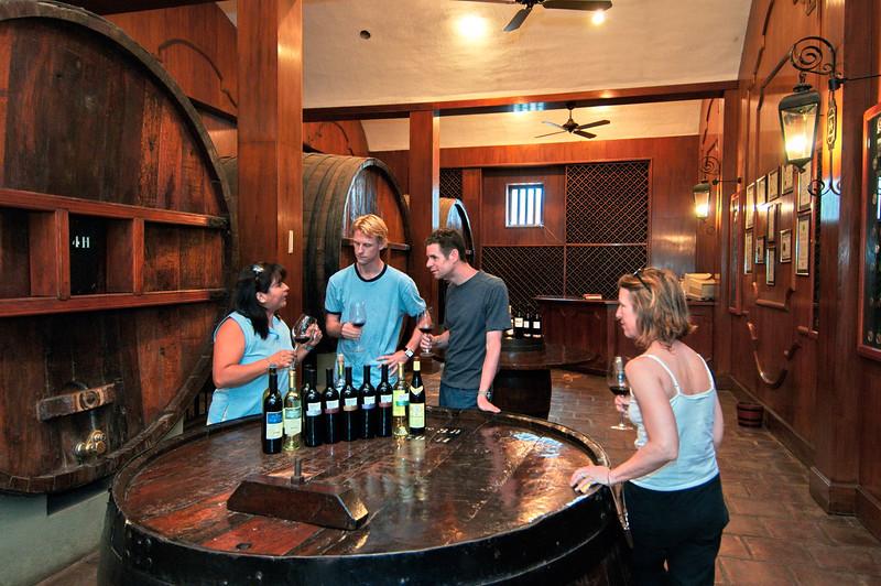 Degustación de vinos en bodega