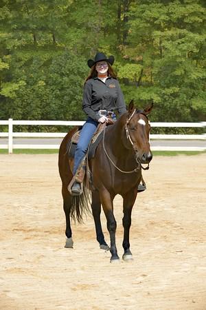 Northwest Indiana High School Equestrian Team Horse Show