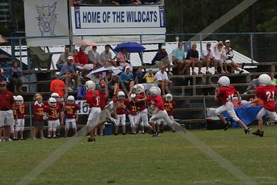 Morgan Termite Wildcat Bowl 9-13-09