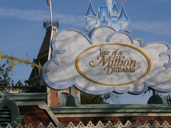 Disneyland December 2007