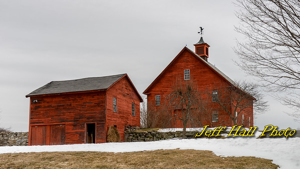 Jeff's Favorite Barn Pix
