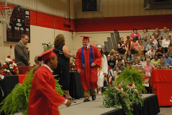 Ethan's graduation 2008