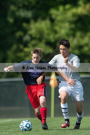 Men's JV Soccer - Mason at Williamston