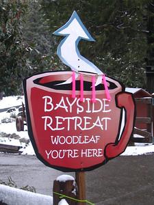 Women's Retreat in Woodleaf - March 12, 2006
