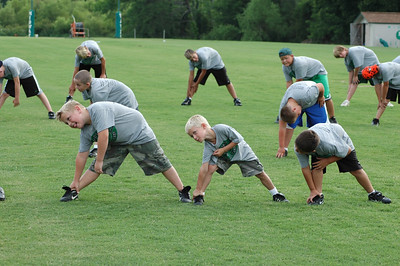 Midway Football Camp 2007