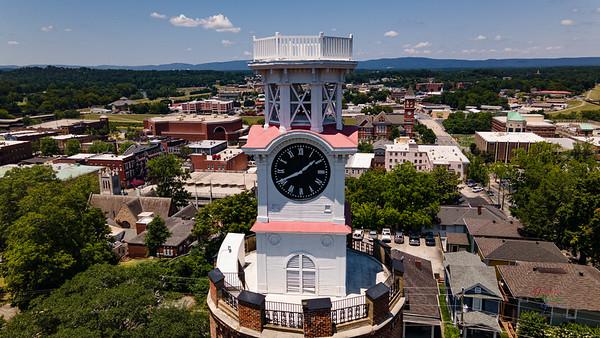 clock tower neils landing