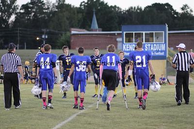 2014-15 Newberry Academy Middle School Football