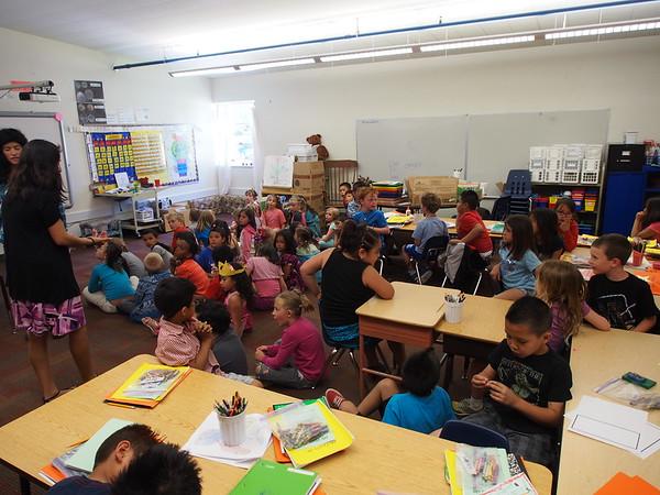 Bellevue Elememntary 1st Grade
