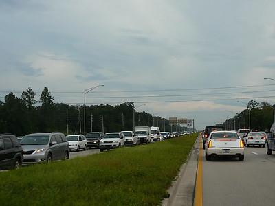 Jacksonville Traffic