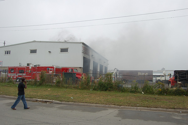 August 27, 2006 - Working Fire - 115 Manville Road