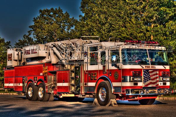 Pine Hill Fire Sta. 62