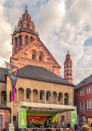 Mainz lebt auf seinen Plätzen 2017