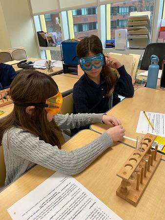 MMS Grade 5 Chromatography Lab