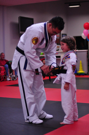 ATA Tae Kwondo Black Belt Ceremonies Irvine CA