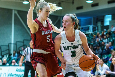 Harvard vs Dartmouth Women's Basketball