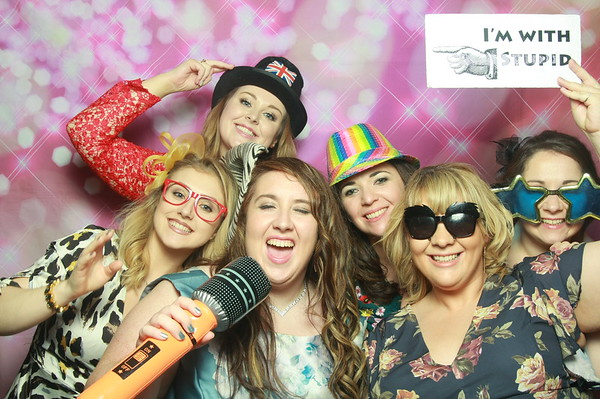 Photo Booth Hire - Alison & Graeme's Wedding