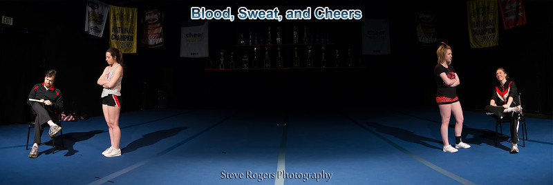 6/2/2013 Blood, Sweat and Cheers