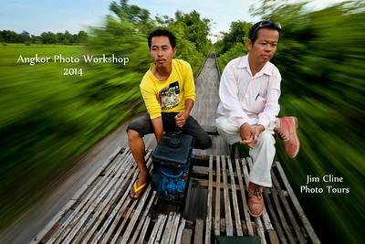 Angkor Photo Workshop 2014