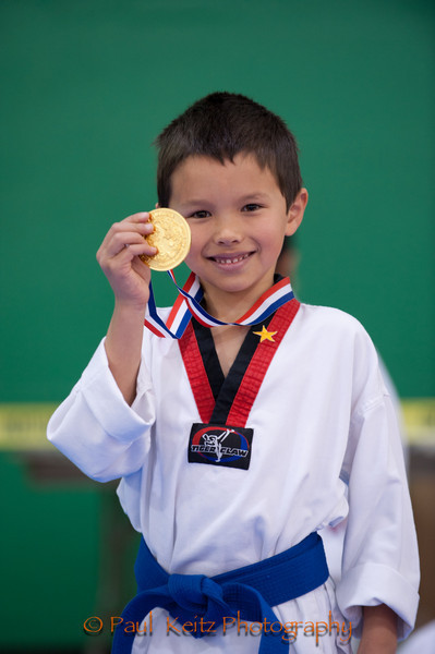 2011 San Anselmo TKD Tournament