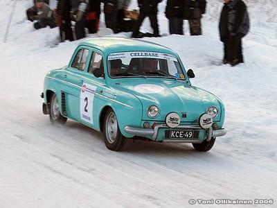 07.01.2006 - OP Suonenjoki Ralli, Suonenjoki