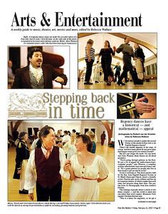 BAERS Palo Alto Weekly February 2007
