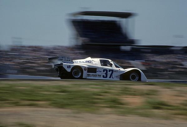 1985 IMSA GT Can-Am Charlotte Motor Speedway