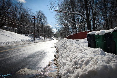 Snow Storms 2-13-14 to 2-16-14