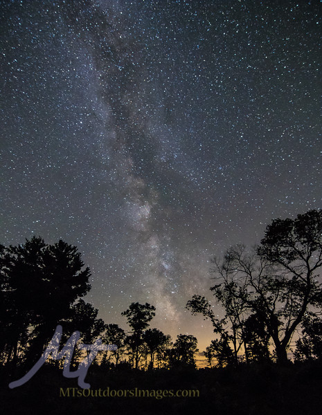 Stars, Planets, the Milky Way, Meteors