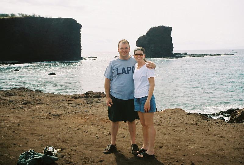 Island of Lanai - Hawaii - 2003