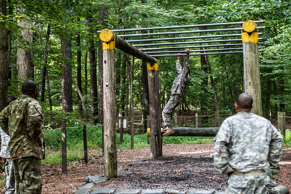 Obstacle Course 18AUG2016