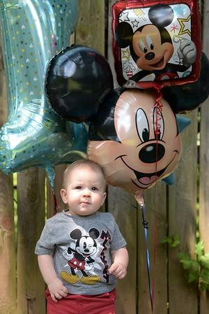 Barton's 1st Birthday