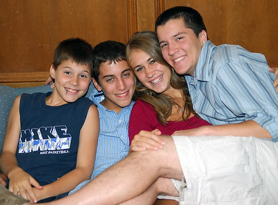 2007-08-19 Michael's Party