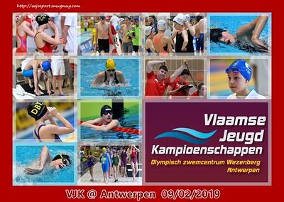 VJK 2019 @ Antwerpen  09/02/2019