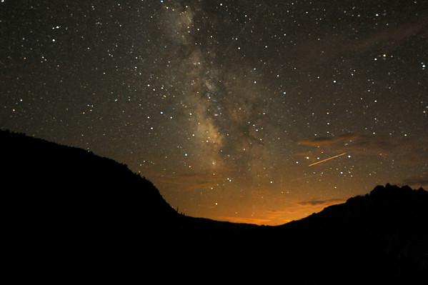 Astrophotography - Sierra City CA