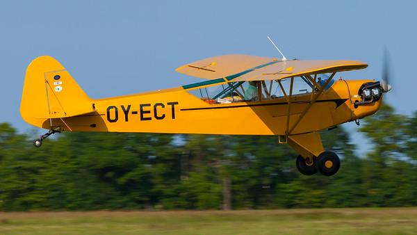 OY-ECT - Piper J3C-65 Cub