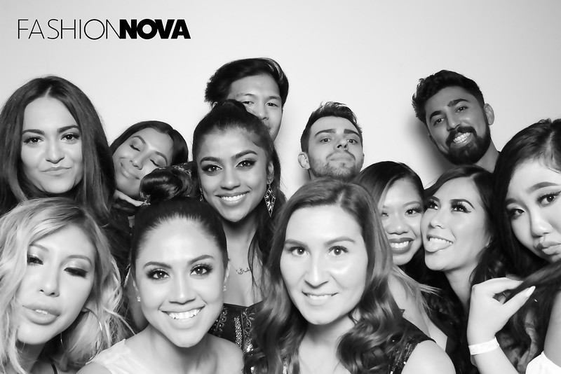 Fashion Nova Holiday Party (SkinGlow Booth)